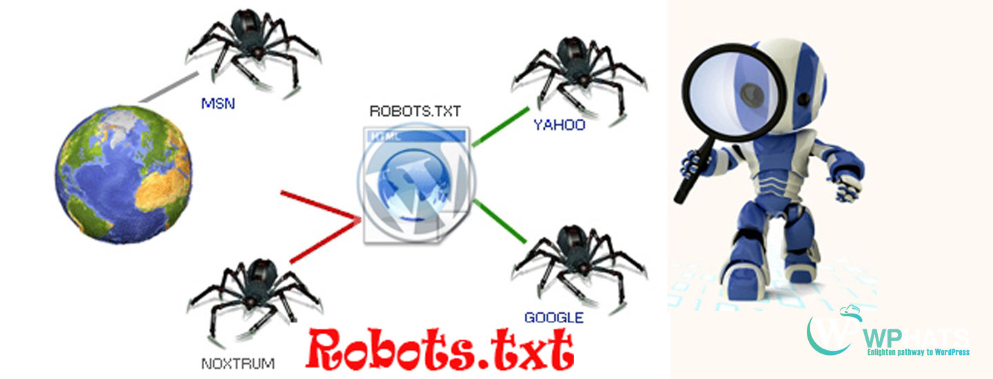 How to create robots.txt file for your WordPress site