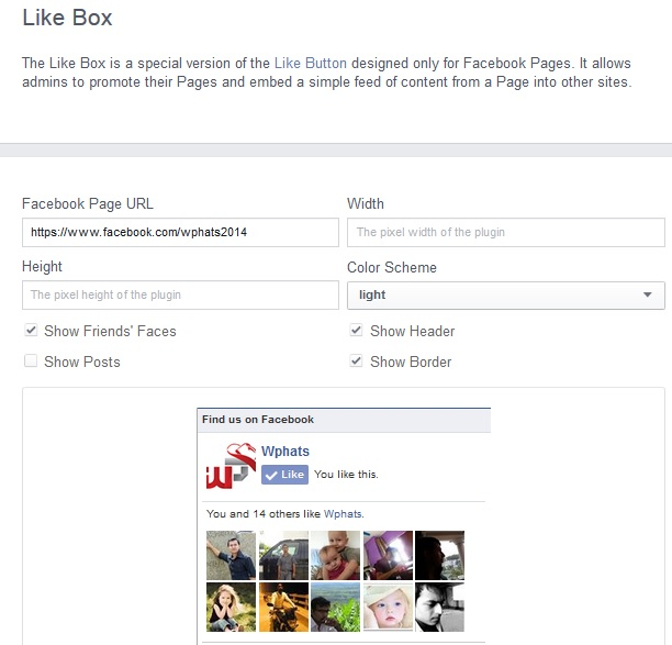 facebook-like-box-page