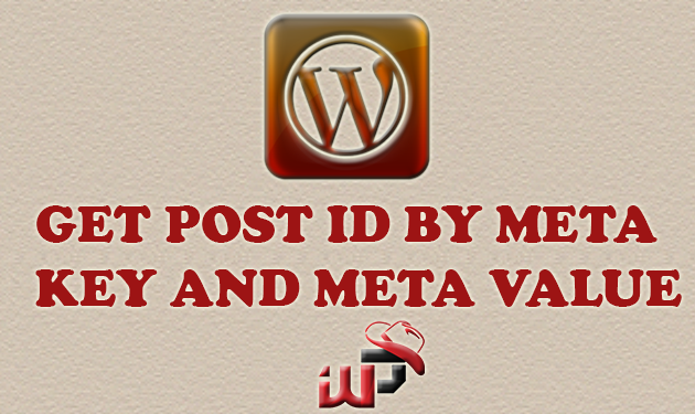 Get Post ID by meta key and meta value