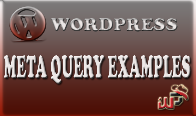 WordPress Meta Query Examples for Custom Post Type