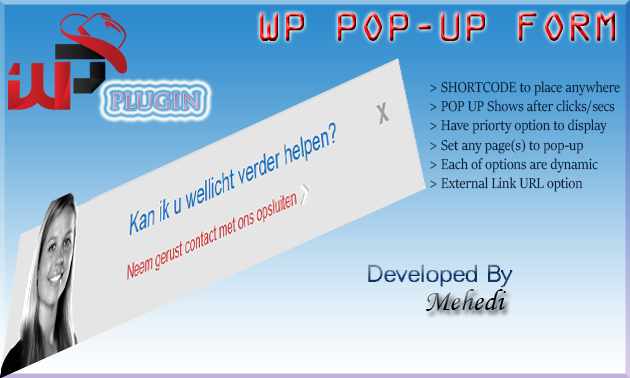 WP POP-UP FORM
