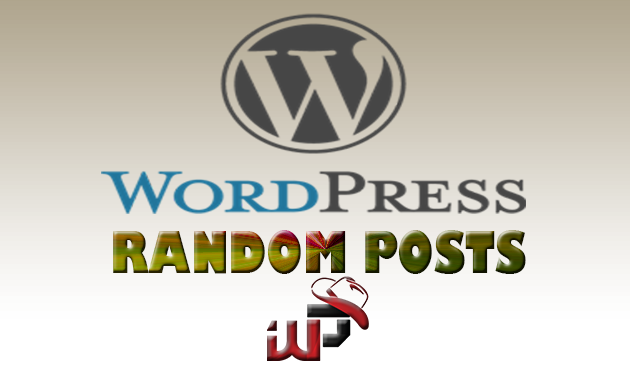 How to display Random Post in WordPress