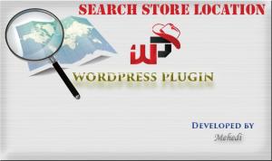 Search Store Location WordPress Plugin