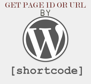 Get Page ID by SHORTCODE in WordPress