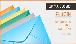 WP MAIL USERS PLUGIN for WordPress