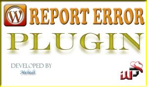 WP Error Report for Post Plugin