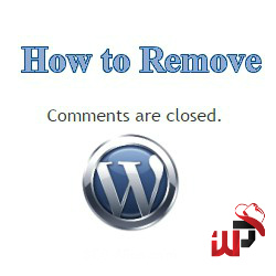 """Comments Are Closed"" Problem in WordPress"